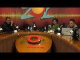 Christian Jimenez comenta sobre los senadores de los Partidos Políticos