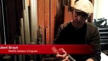 Un nouveau souffle pour l'orgue Callinet de Dannemarie
