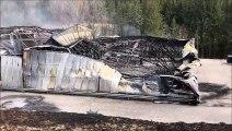 Viry: DSI_Plastics, après l'incendie