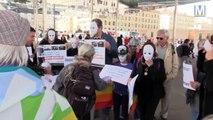 Le mouvement de la Paix se mobilise contre les armes nucléaires