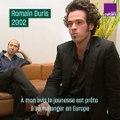 Être européen c'est quoi ? pour Simone Veil, Souchon, Aron, Duris...