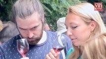 Coup de cœur pour vin grec très typé et certifié en biodynamie