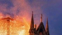"""Incendie de Notre-Dame : Catherine Deneuve """"terrifiée"""" en voyant les flammes"""