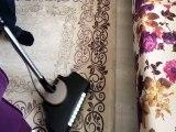 İhlas Aura Cleanmax Temizlik Robotu / Aynı odada 1 yıl önce 1 yıl sonra / ihlas süpürge