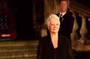 Dame Judi Dench won't watch herself on screen