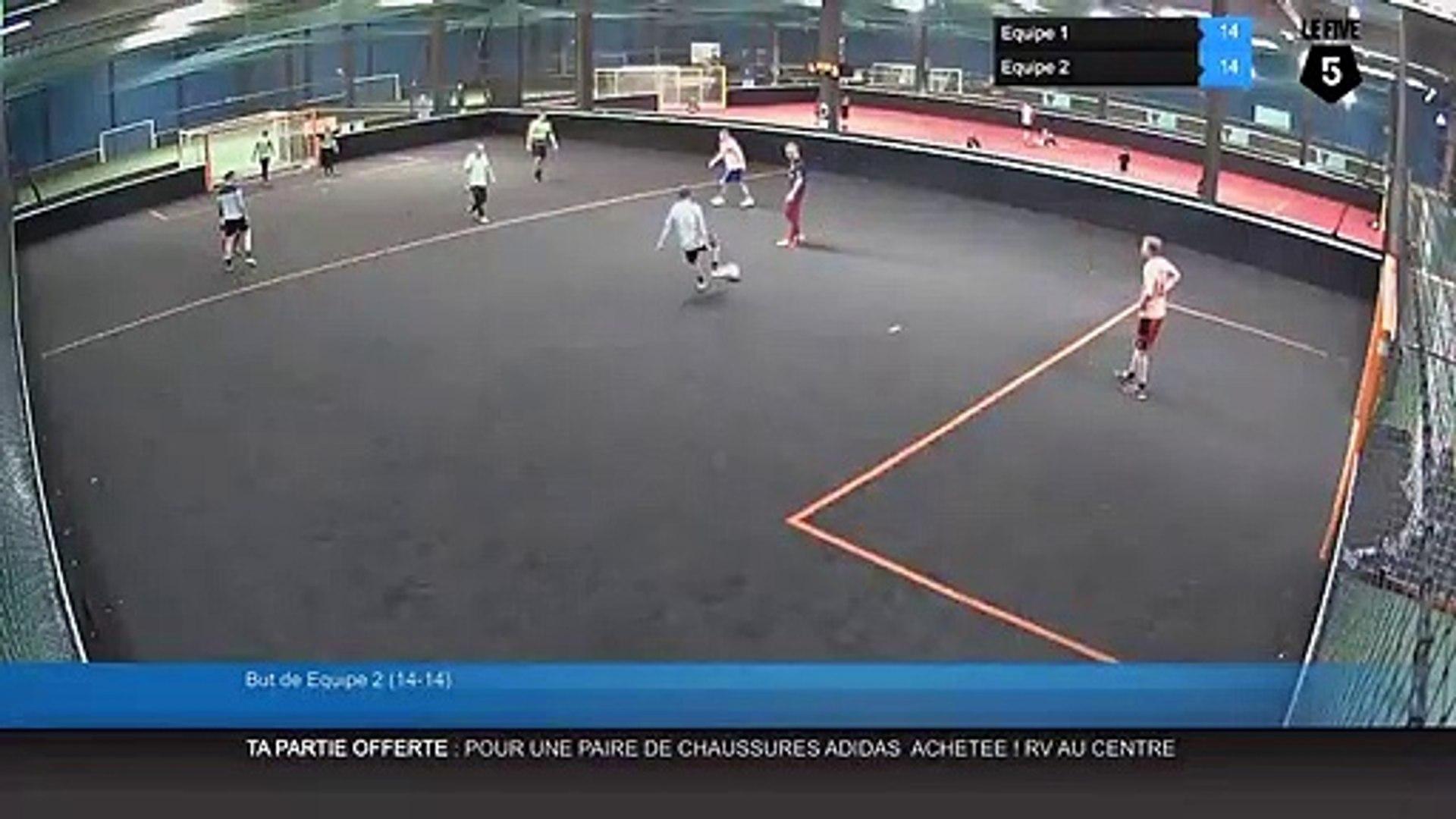 But de Equipe 2 (14-14) - Equipe 1 Vs Equipe 2 - 18/04/19 14:13 - Loisir Lens (LeFive)