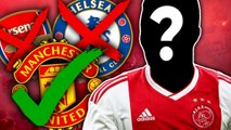 Premier League Giants Battle For £50M Ajax Star! | Transfer Talk