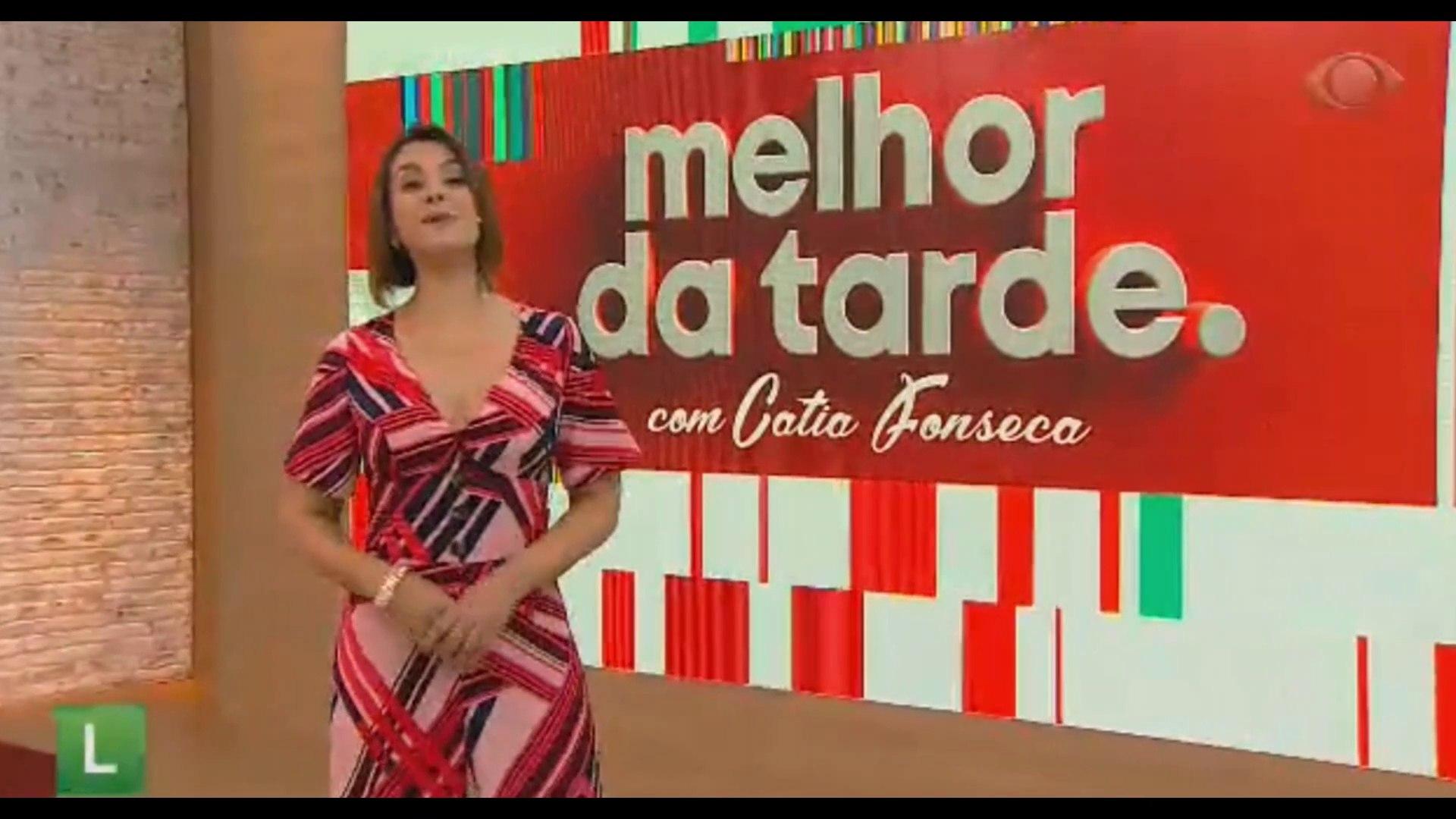 Catia Fonseca gostosa