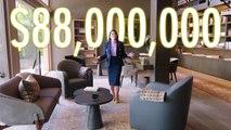 Inside an $88M Bel Air Mansion with a Hidden Car Elevator