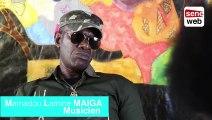 Mamadou Lamine Maïga _ _ la musique sénégalaise est malade_