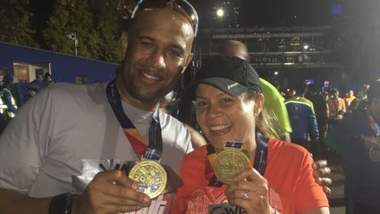 Man Running 50 Marathons in 50 States in 50 Weeks to Honor Late Wife