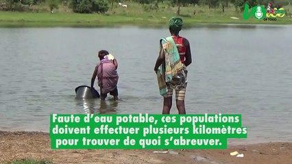 Togo: On boit l'eau de la rivière à Akparé