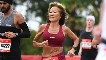 Grandmother Sets Marathon Age-Group World Record