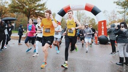 College Requires Students to Run a Half Marathon