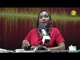 Anibelca Rosario comenta los problemas que presenta el sistema de salud publica Dominicano