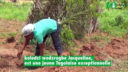 Cette Togolaise abandonne son Boulot pour se lancer dans l'agriculture