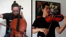 Rise - Tate no Yuusha no Narigari OP ◤Violin Cover by Manukesman and Stephan Bookman ◥ [Violin y