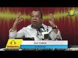 Euri Cabral hace su comentario con sentido humano entorno a Manuel Rivas