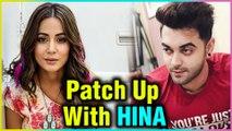 Hina Khan And Luv Tyagi FRIENDS Again? | Hina Khan's SPECIAL Post For Luv Tyagi
