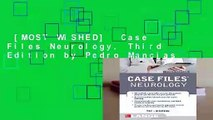 [MOST WISHED]  Case Files Neurology, Third Edition by Pedro Mancias