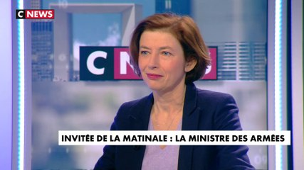 Florence Parly - CNews vendredi 19 avril 2019