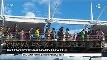 TH : Week-end Pascal : les ferrys pris d'assaut !