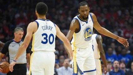 NBA : Cette fois, les Warriors n'ont pas gâché