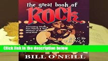 About For Books  The Great Book of Rock Trivia: Amazing Trivia, Fun Facts   The History of Rock