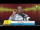 Euri Cabral comenta el caso Lenín Moreno-Correa tiene algunas similitudes caso Danilo-Leonel