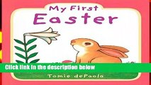 [GIFT IDEAS] My First Easter by Tomie dePaola