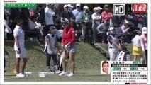 【golf】KTT杯バンテリンレディスオープン2019 初日 1番ホール