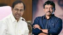 Ram Gopal Varma Announces KCR Biopic Titled Tiger || Filmibeat Telugu