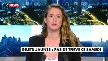 Le Carrefour de l'info (11h30) du 19/04/2019