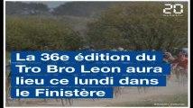 «Paris-Roubaix breton»: Les coureurs vont vivre l'enfer ce lundi sur les routes du Tro Bro Leon