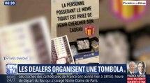 Grenoble : des dealers organisent une tombola - ZAPPING ACTU HEBDO DU 20/04/2019