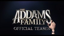 The Addams Family - Official Teaser