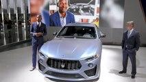 Maserati Levante GTS : l'édition One of One Ray Allen en vidéo