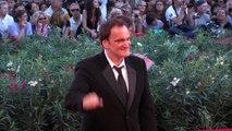 Celebrity Closeup: Quentin Tarantino