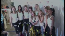Le workout des anges Victoria's Secret dévoilé