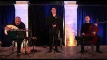"""""""Un autre jour viendra""""  Hommage à  MAHMOUD DARWICH (extraits) -  Loïc Richard (lecture),  Ziad ben Youssef (Lecture et oud) et Alexis Descharmes (violoncelle)"""