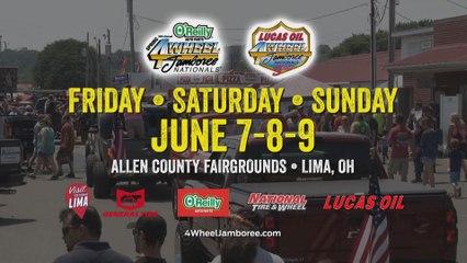 2019 O'Reilly Auto Parts 4-Wheel Jamboree - Lima, OH
