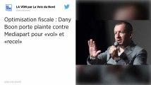 Dany Boon aurait porté plainte contre Mediapart après l'enquête l'accusant d'optimisation fiscale