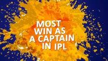 ipl,ipl 2018,most successful team in ipl,ipl all teams captains,best ipl captain,ipl teams captain,ipl 2019,most successful captain in ipl list,ipl captain,top 10 most successful captain in ipl,most successful captain in ipl history,ipl captain list 2018,