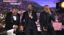 Kad Mérad déclenche un fou rire aux Oscars ! - ZAPPING TÉLÉ BEST OF DU 22/04/2019