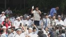 Perdedor de elecciones indonesias moviliza islamistas para reclamar victoria