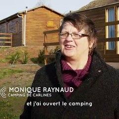 4G Cantal - Témoignage de Monique Raynaud, gérante d'un camping