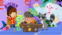 Enjoy the Costume Party with your Animation Friends - Cartoons for Kids