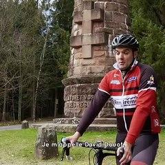 4G Vosges - Témoignage de David Douot, cycliste