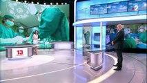 """Implants : """"Ça se passe bien dans la plupart du temps"""", assure le docteur Damien Mascret"""