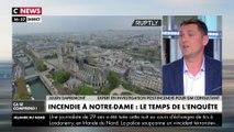 """Notre-Dame : un feu """"couvant"""" à l'origine de l'incendie ?"""